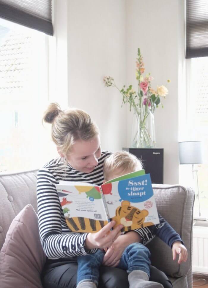 Voorlezen is een feestje!