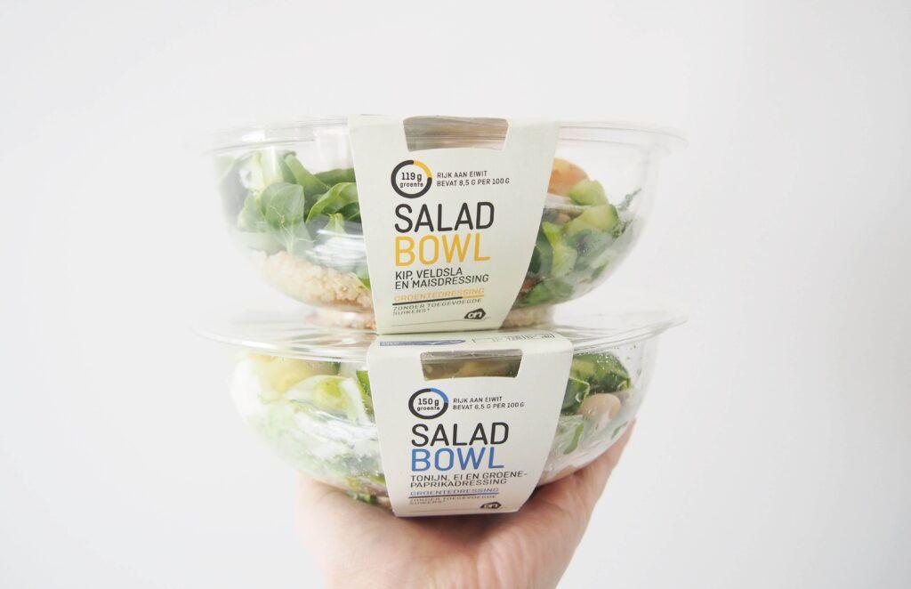 AH Saladbowl (review)