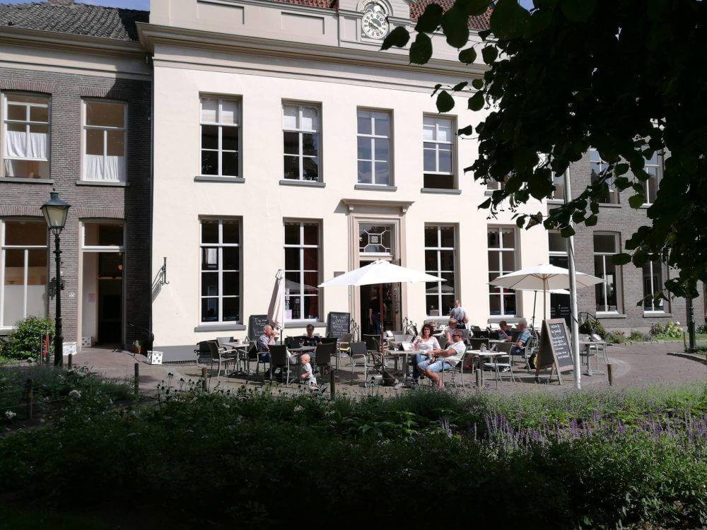 Kidsproof Hotspot – Genietcafe (Zutphen)