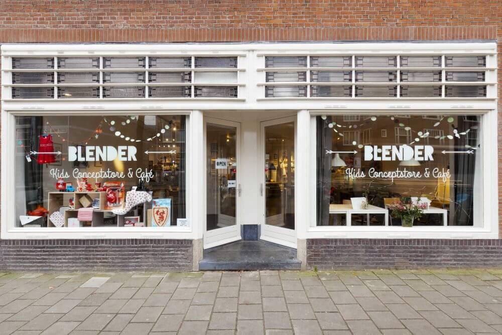 Blender Amsterdam