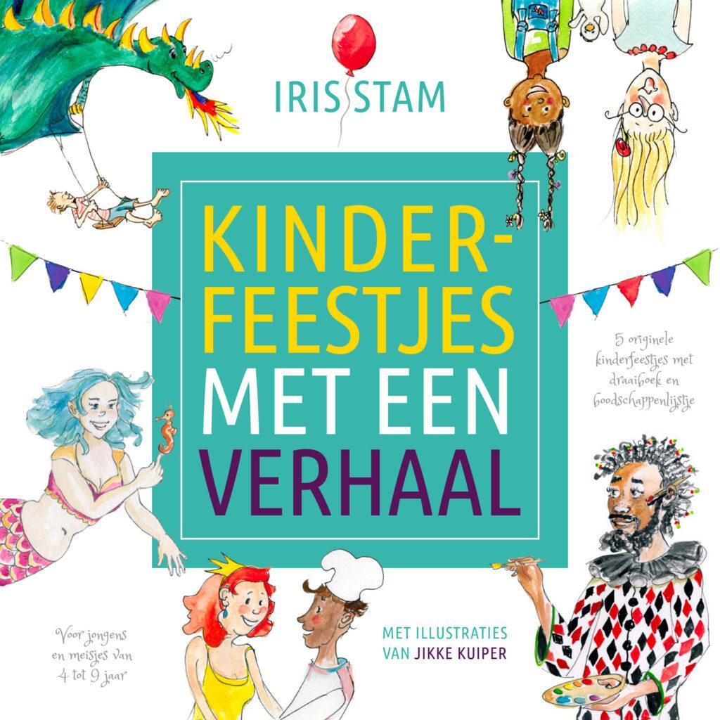 De leukste kinderfeestjes ideeën in een boek