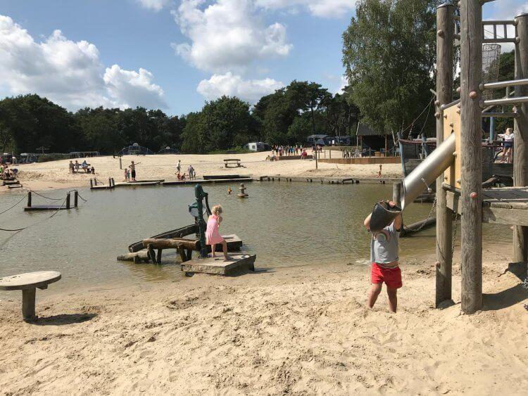 Nederlandse kindercamping