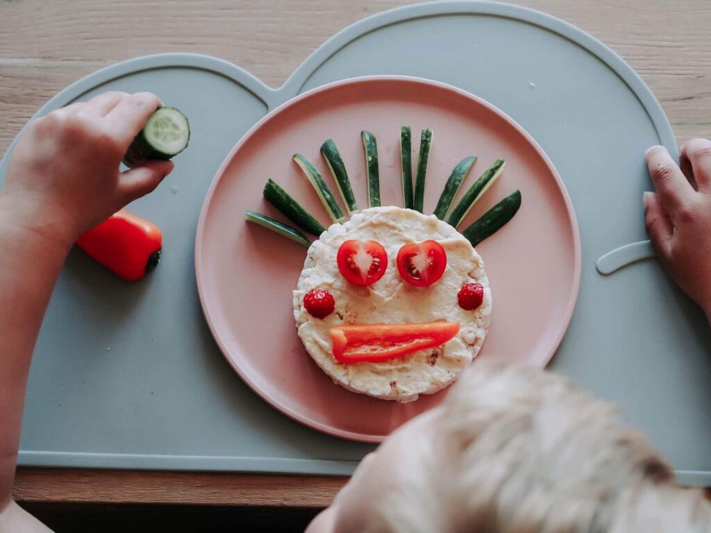 Hoe laat je kinderen meer groente eten?