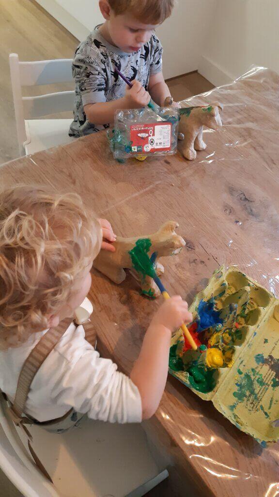 creatieve activiteiten voor jongens