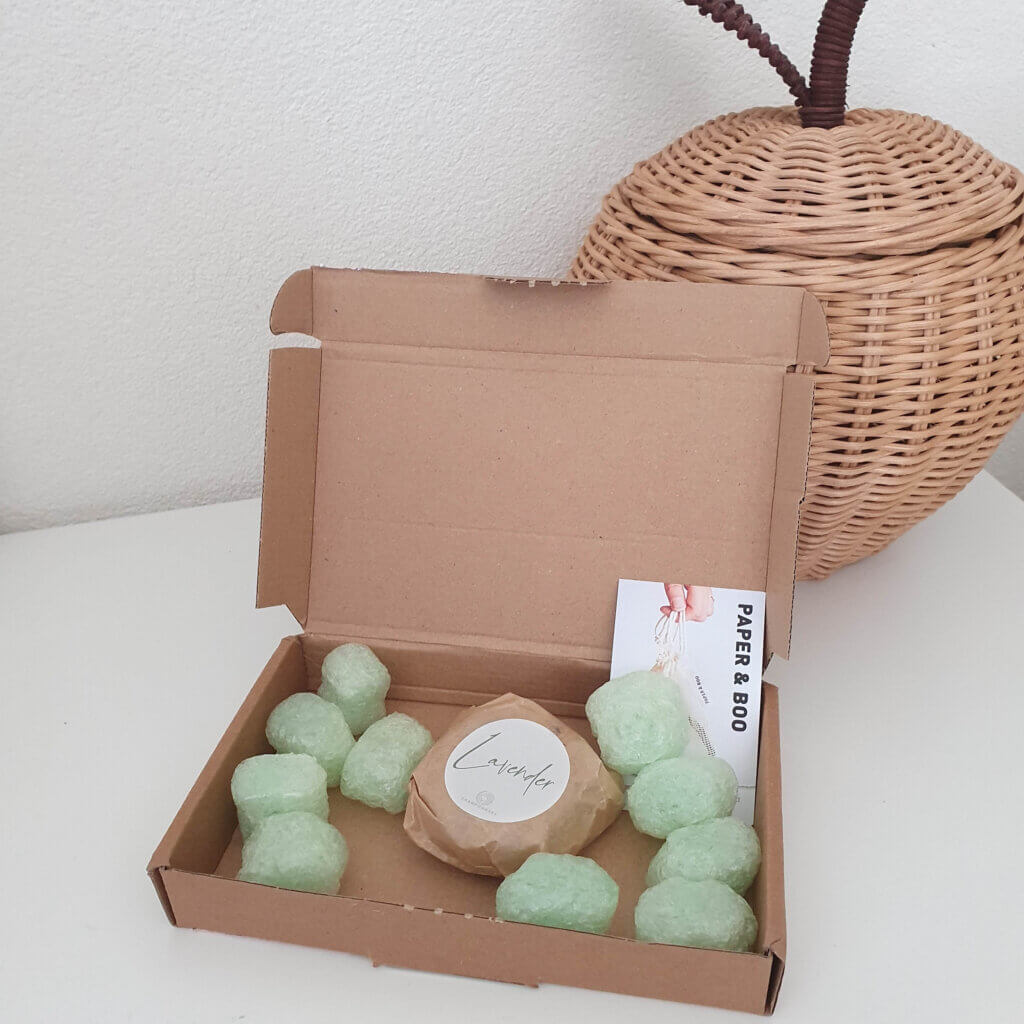 Shampoo Bars gebruik