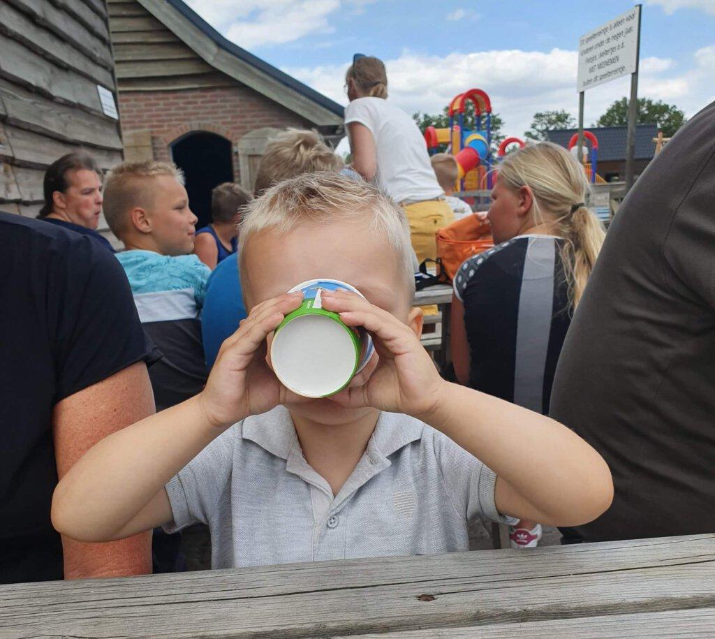 dagje uit met kinderen in Nederland