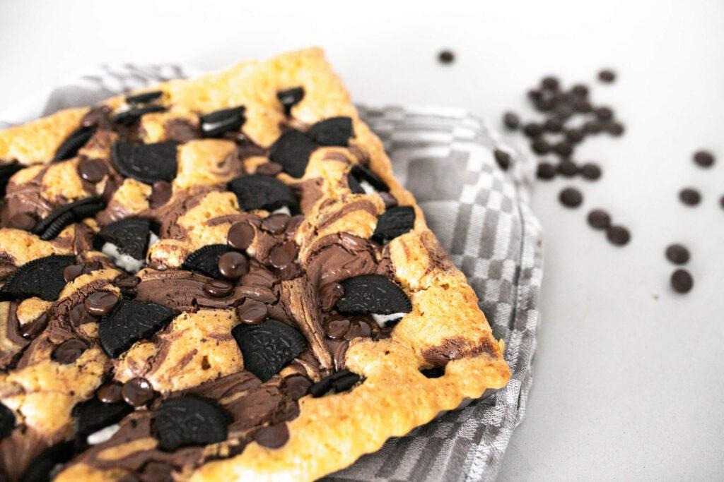 Nutella Oreo cake – recept