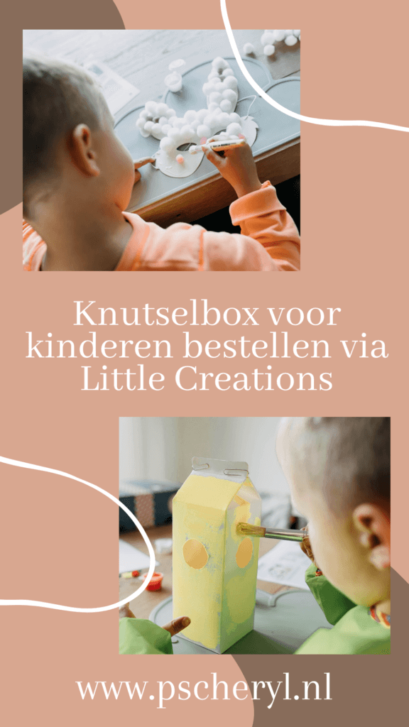 little creations knutselbox