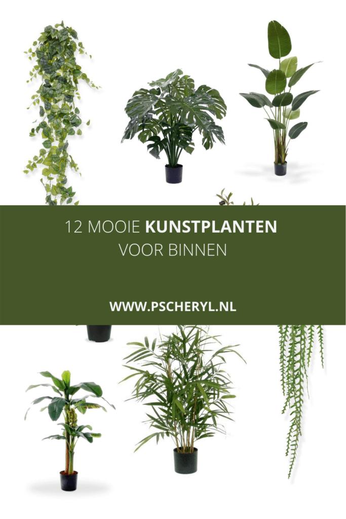 kunstplanten voor binnen goedkoop