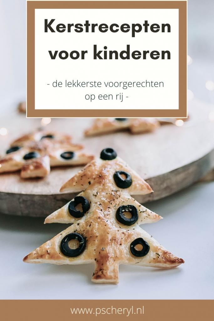kerstrecepten voor kinderen voorgerecht hoofdgerecht nagerecht