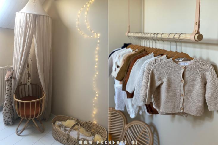 natural babykamer jongenskamer aardetinten inspiratie