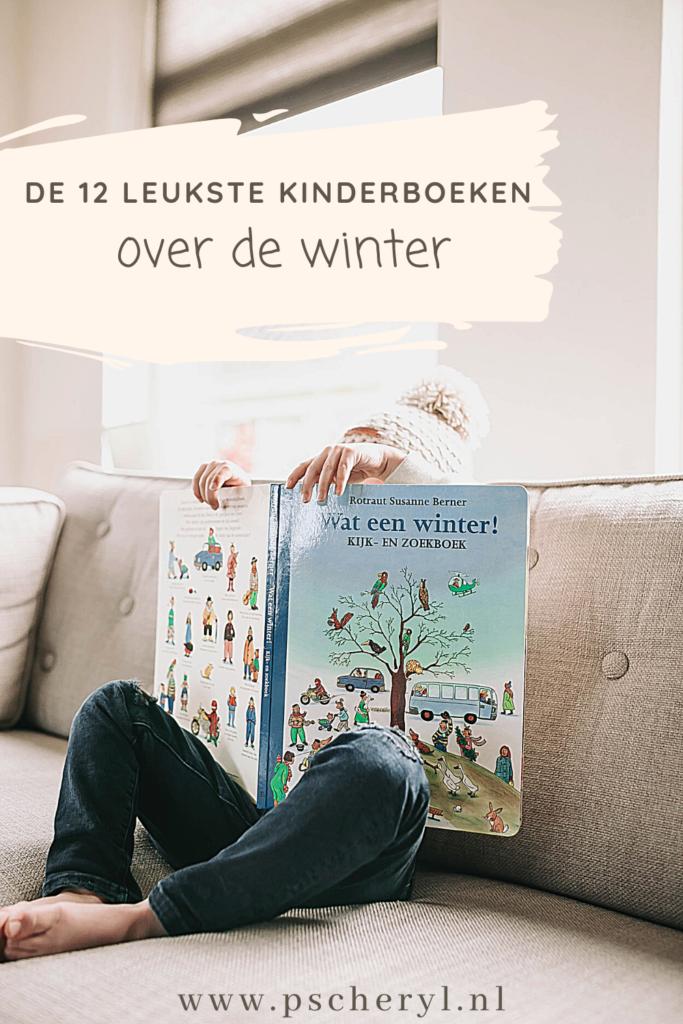 zoekboek over de winter lezen kinderen themaboek