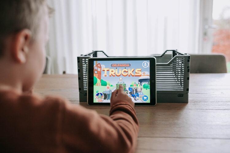 educatieve apps 4 jaar leerzaam spelletjes Ipad