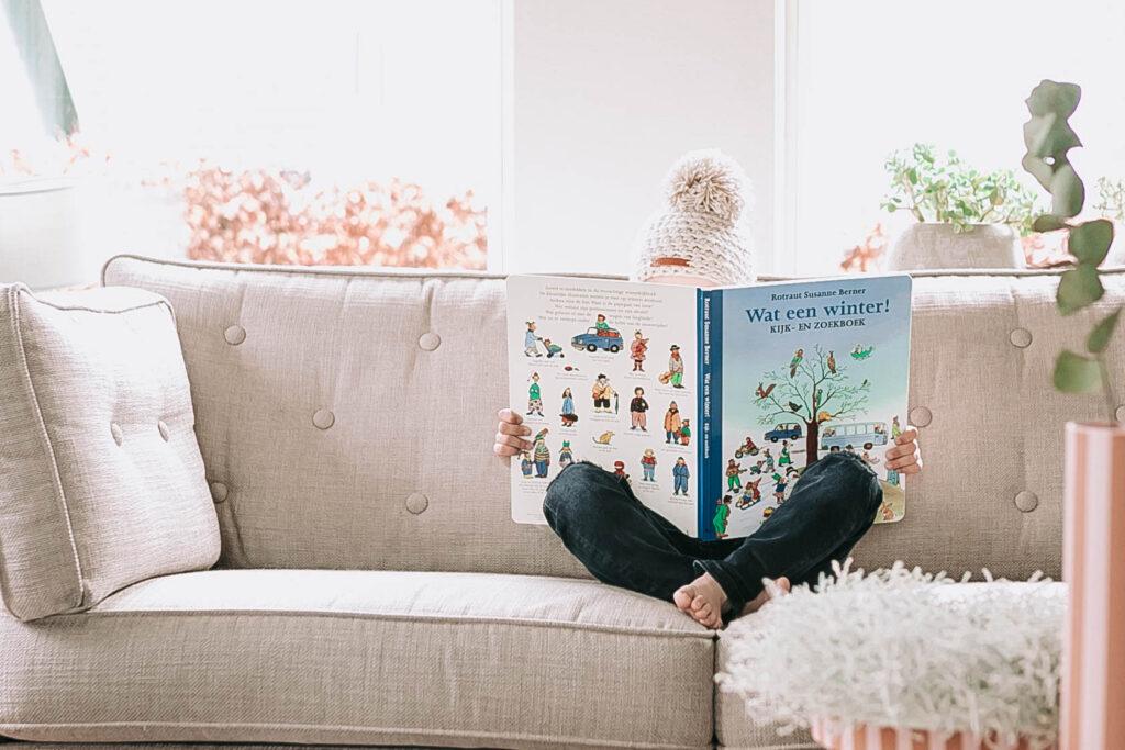 De 12 leukste kinderboeken over de winter