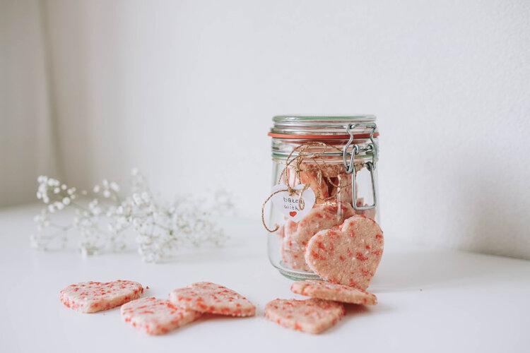 confetti koekjes voor valentijn bakken zelf maken