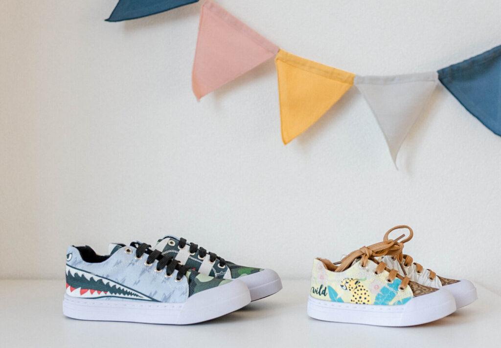 De nieuwe kindersneakers van Shoesme – Go Banana's