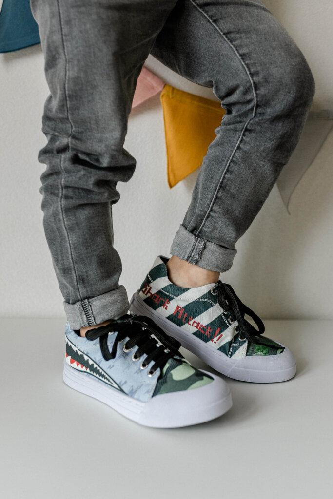 stoere kindersneakers voorjaar 2021