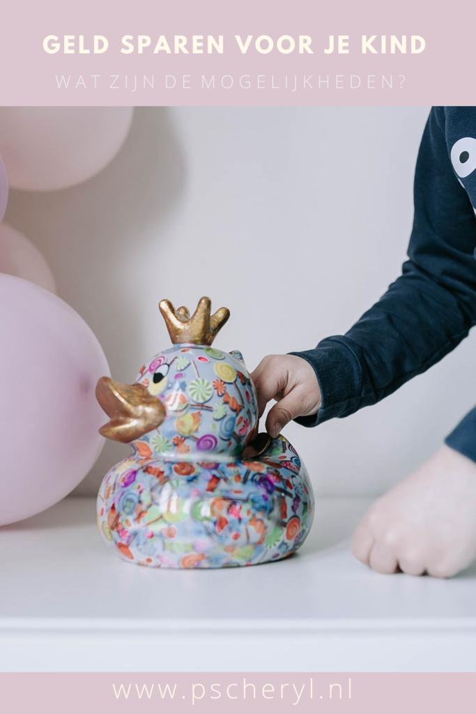 sparen voor je kind mogelijkheden spaarrekening