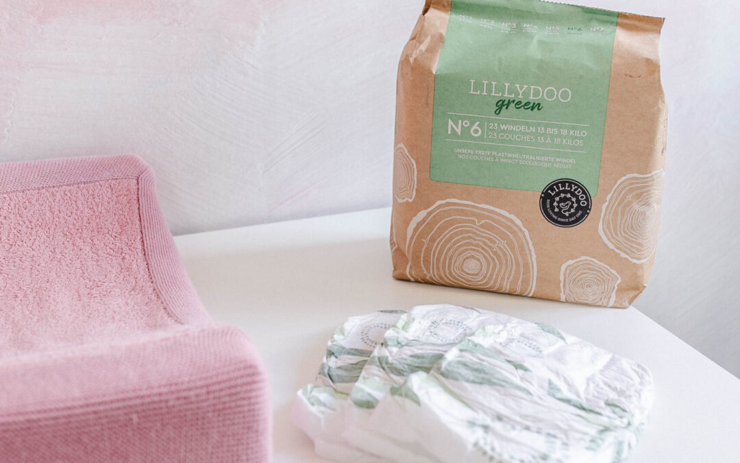 Lillydoo green review ervaring duurzame luiers