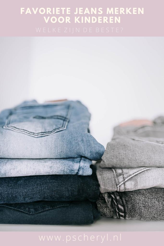 favoriete jeans merken voor kinderen perfecte pasvorm