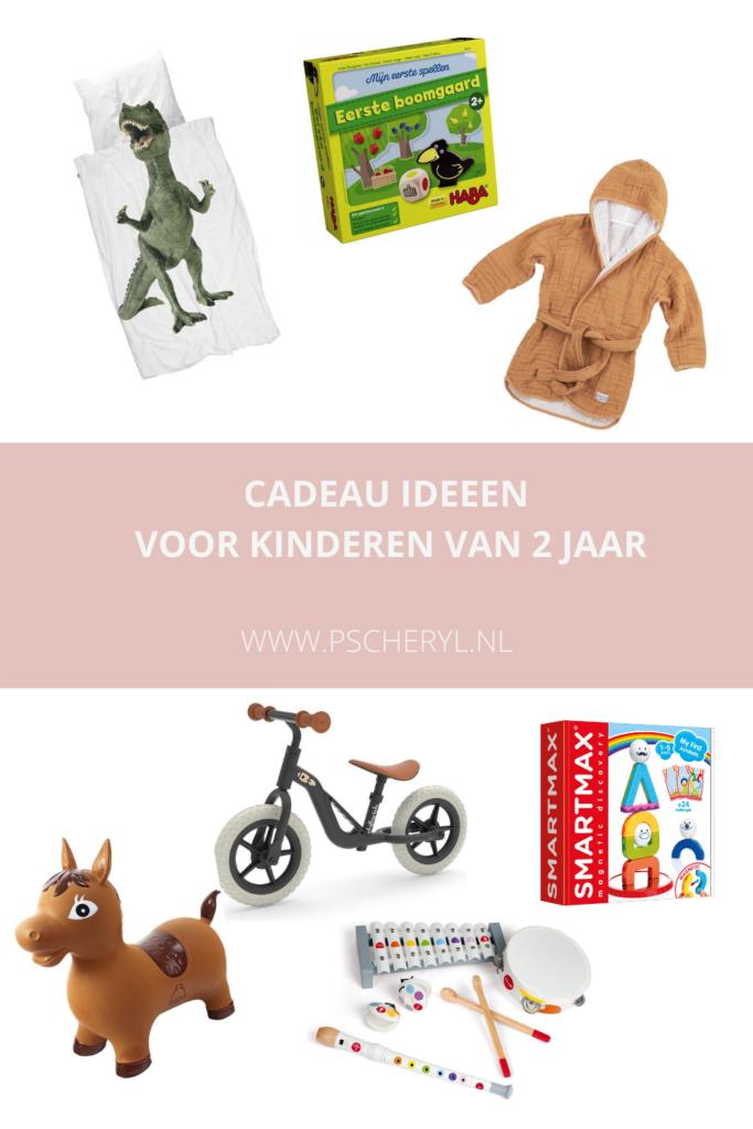 cadeau ideeën voor kinderen van 2 jaar