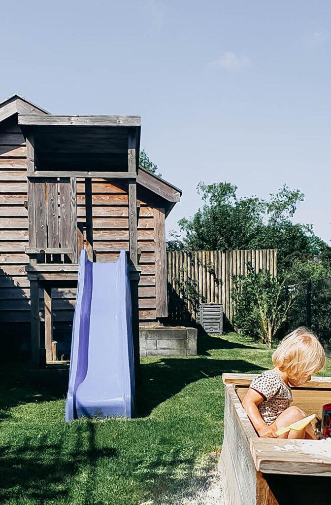 kindvriendelijke tuin inrichten