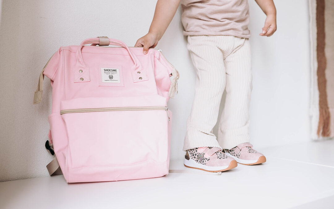 Back to School met Shoesme sneakers & rugzakken