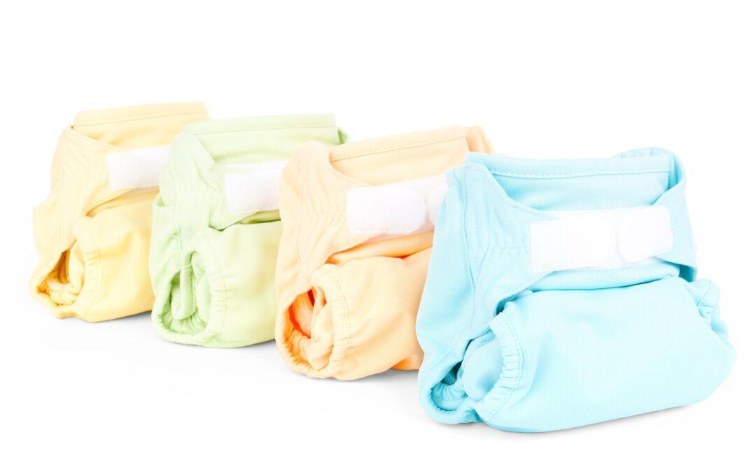 Wasbare luiers – waarom kiezen voor wasbare luiers?