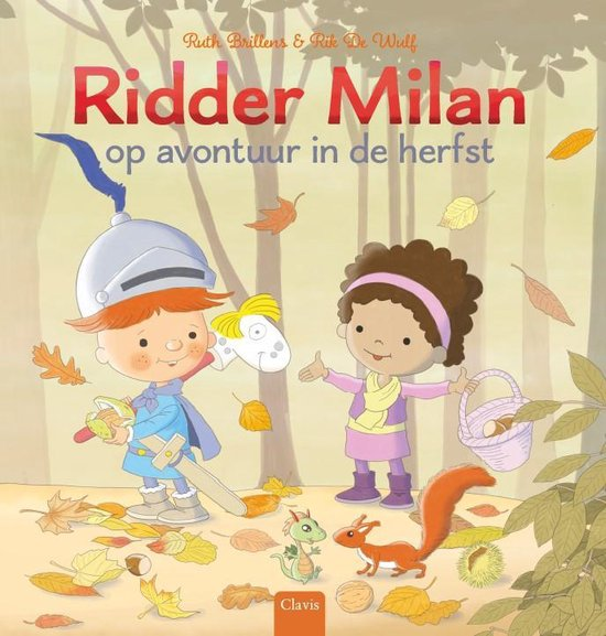 prentenboek over herfst