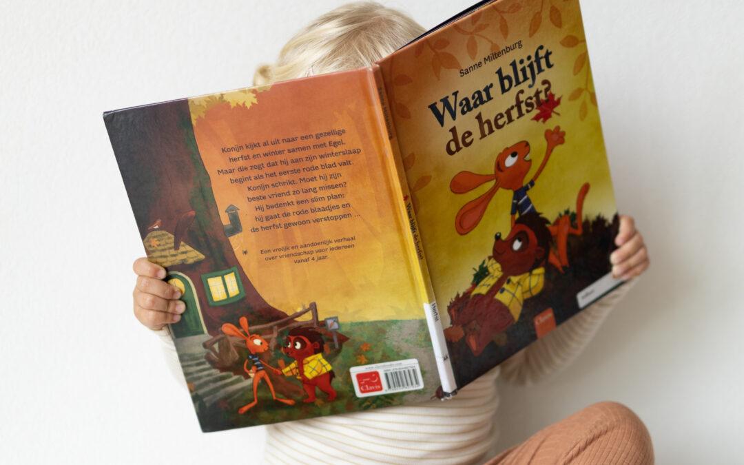 kinderboeken over de herfst