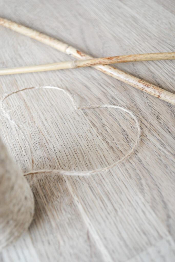 bamboe stok voor DIY project